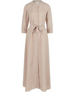 Платье в горошек платье-рубашка Oxo2
