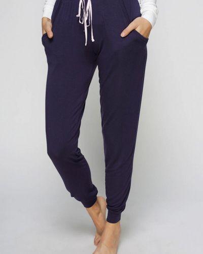 Фиолетовые домашние брюки Cyberjammies