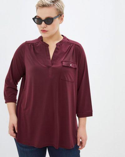 Блузка бордовый красная Dorothy Perkins Curve