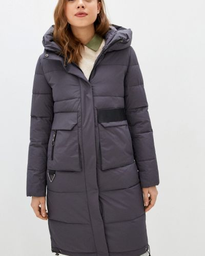 Утепленная серая куртка Froggi