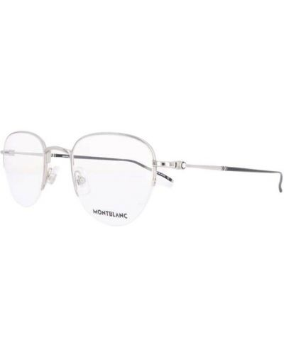 Szare okulary Montblanc