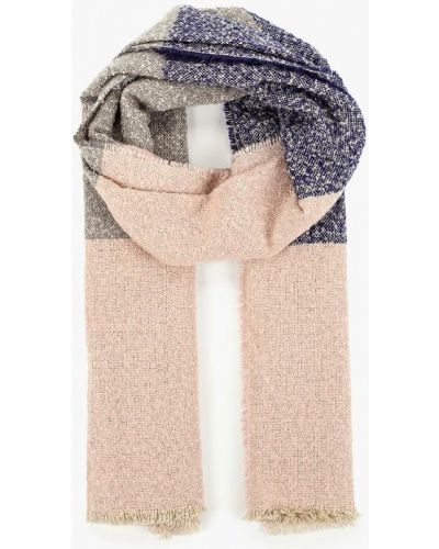 Розовый шарф осенний Ostin