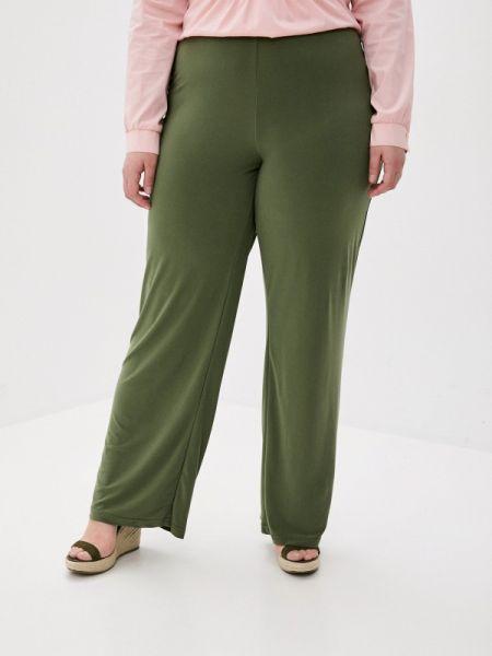 Брюки - зеленые Артесса