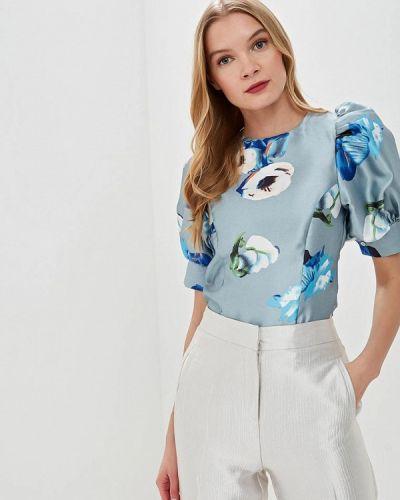 Блузка с коротким рукавом весенний Tutto Bene
