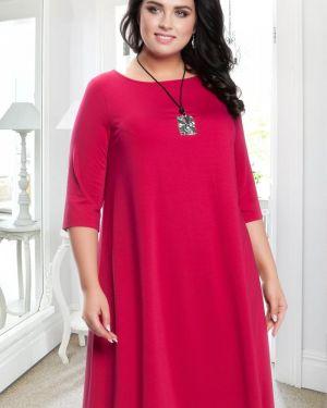 Платье миди сетчатое платье-сарафан прима линия