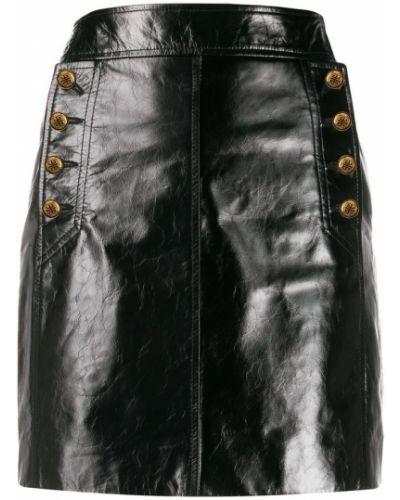 Spódnica skórzana Givenchy