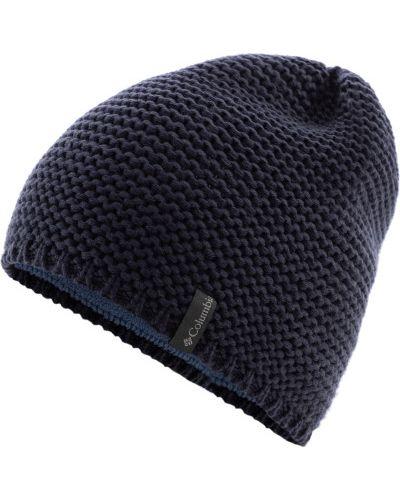Теплая шапка - фиолетовая Columbia