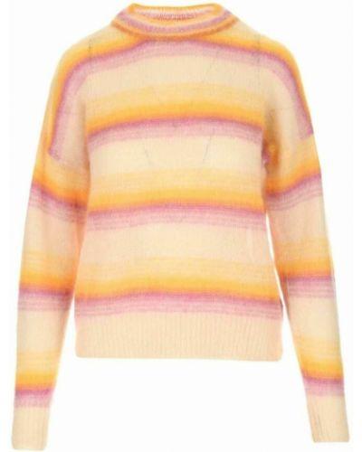 Sweter - żółty Isabel Marant Etoile