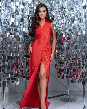 Вечернее платье с люрексом 1001 Dress