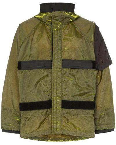 Куртка с капюшоном с рукавом реглан Nemen