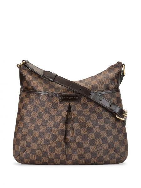 Сумка через плечо в клетку на плечо Louis Vuitton