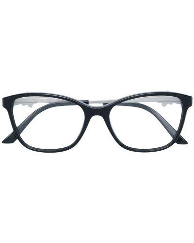 Очки черные Swarovski Eyewear