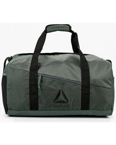Зеленая спортивная сумка Reebok