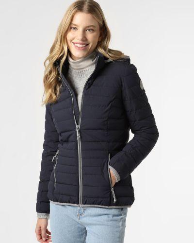 Niebieska kurtka pikowana Marie Lund