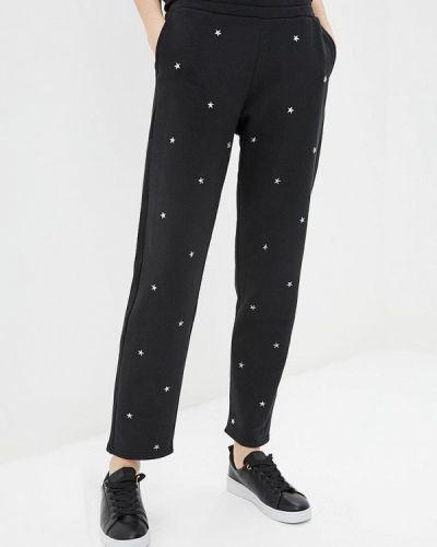 Черные брюки повседневные Zoe Karssen