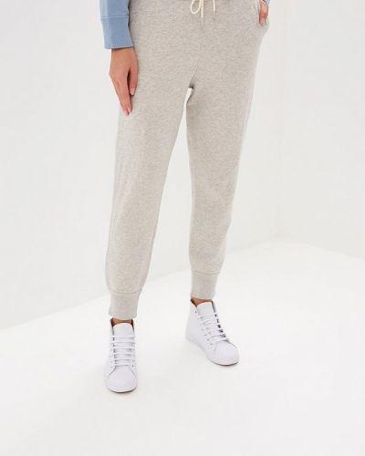 Серые спортивные брюки Polo Ralph Lauren