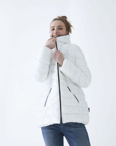 Куртка с капюшоном - белая Iblues