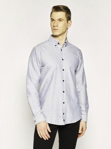 Szara koszula Strellson
