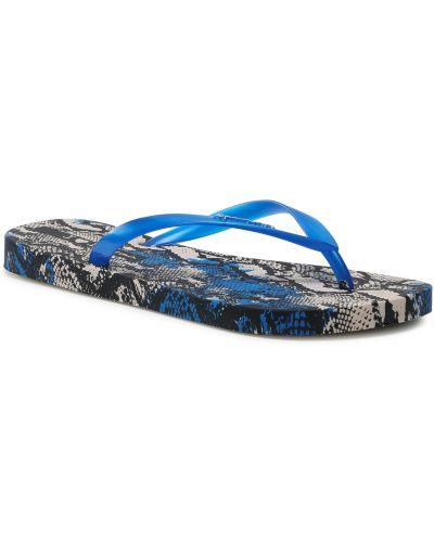 Czarne sandały japonki safari Ipanema
