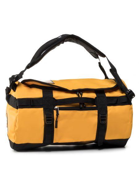 Torba na torbę, żółty The North Face
