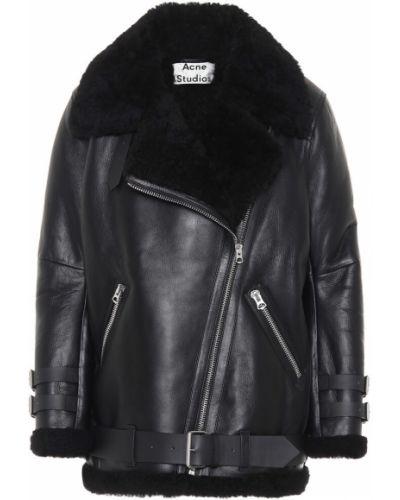 Черная куртка Acne Studios