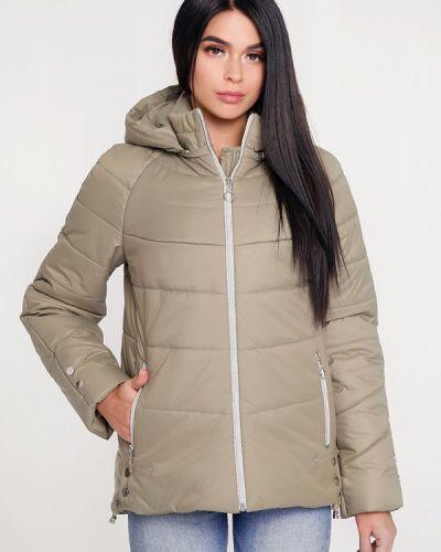 Утепленная куртка демисезонная осенняя Favoritti