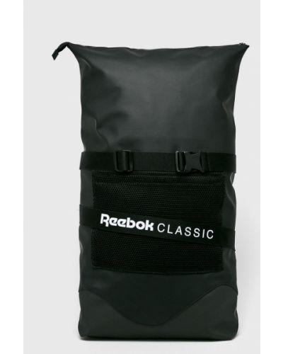 Рюкзак для ноутбука кожаный с отделениями Reebok Classic
