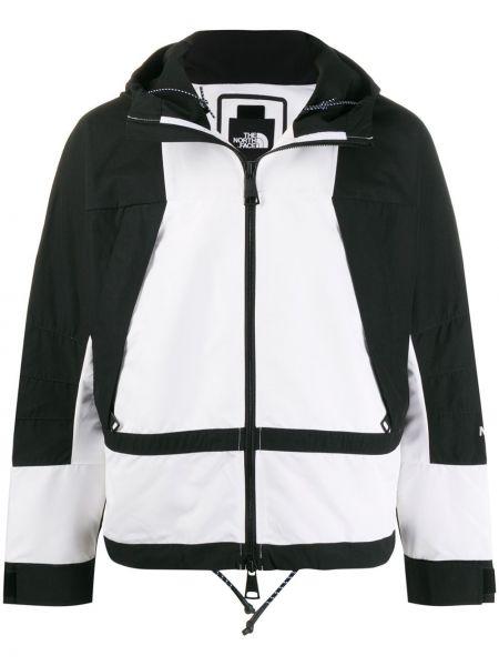 Czarna kurtka z kapturem z długimi rękawami The North Face Black Series