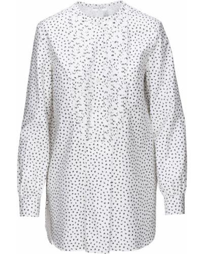 Белая блузка Sonia Rykiel