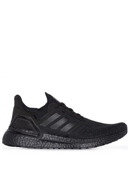 Markowe bawełna koronkowa czarny top Adidas