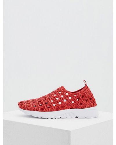 Красные кроссовки Colors Of California