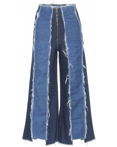 Широкие джинсы Rejina Pyo