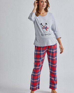 Пижама для беременных серая Dorothy Perkins Maternity