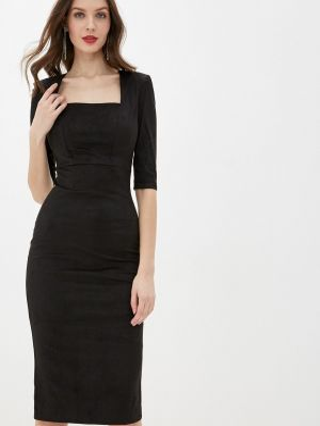 Платье футляр осеннее Gepur