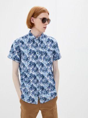 Рубашка с коротким рукавом - голубая Tiffosi