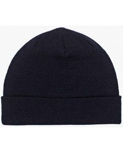 Синяя шапка Gap
