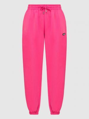 Розовые спортивные брюки Mackage