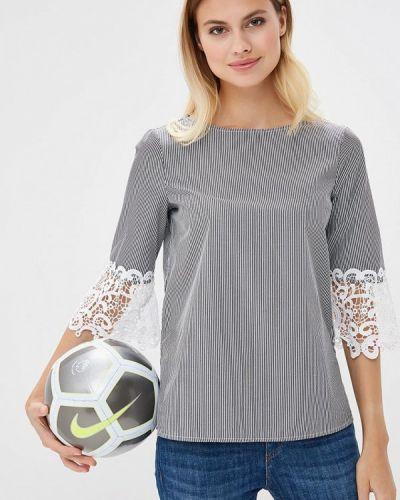Серая блузка с длинным рукавом Ovs