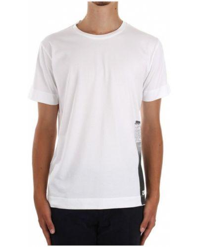 Biała t-shirt Duno