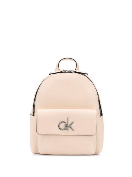 Plecak żółty Calvin Klein