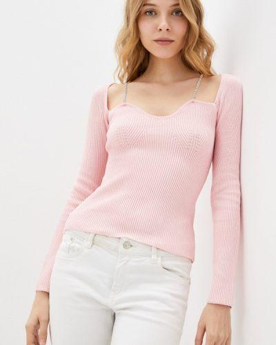 Розовый зимний джемпер Indiano Natural