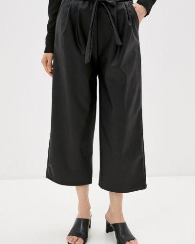 Черные кожаные брюки Haily's
