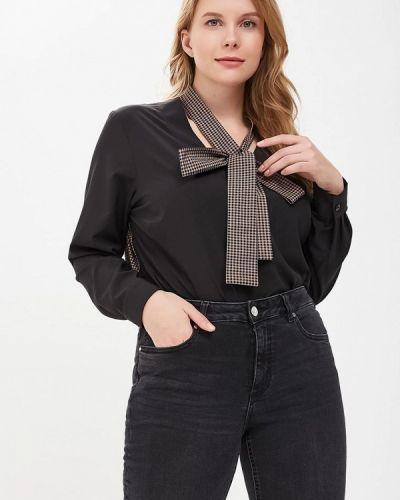 Черная блузка осенняя Svesta