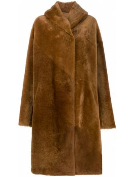Пальто пальто однобортное Liska
