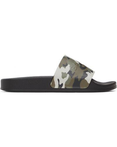 Sandały - czarne Balmain