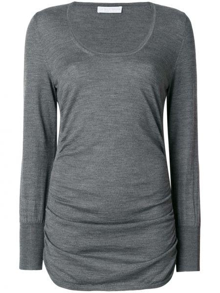 Кашемировый свитер - серый Le Tricot Perugia
