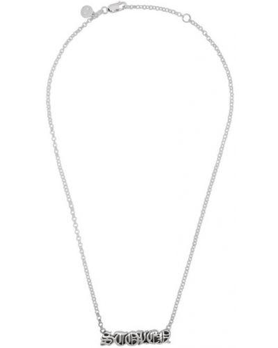 Ожерелье черный серебряный Stolen Girlfriends Club