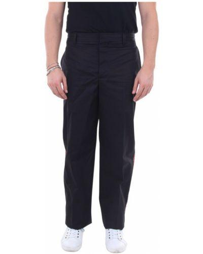 Spodnie - czarne Burberry