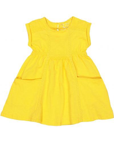 Летнее платье ажурное с декоративной отделкой Mothercare