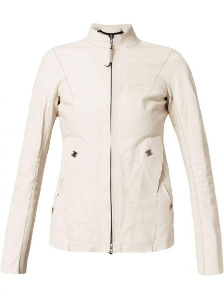 Белая куртка Isaac Sellam Experience